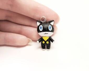 Morgana Charm, Persona 5, Mona, Cat Charm, Shin Megami Tensei