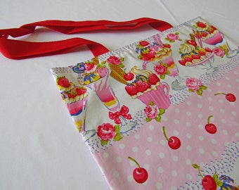 Trifle Sundae Tote Shopper Bag