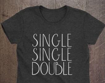 Single Single Double