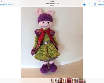 ForeSt Princess, ForeSt world doll