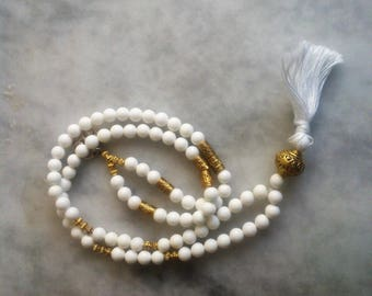 The Divine mother Mala necklace