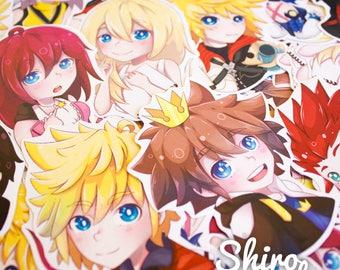 Kingdom Hearts Stickers