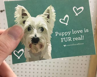 Printable Pet Valentines Day Cards