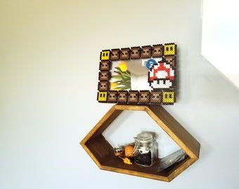 Mario Game Photo Frame 5x7