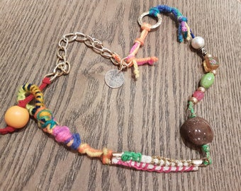 Timeless necklace multicolor