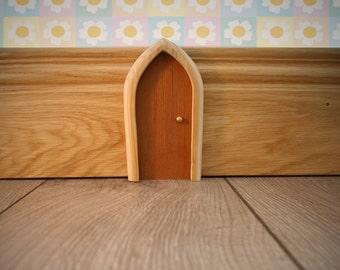 Irish Fairy Door - Brass door knob