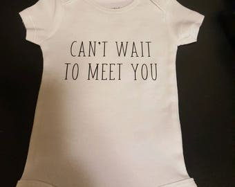 Can't Wait to Meet You