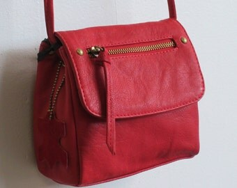 Cross Body Genuine Leather Bag