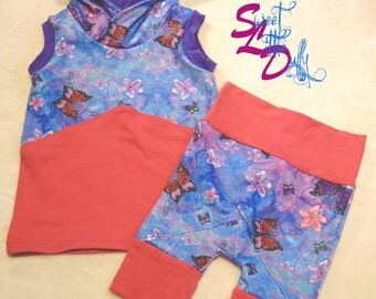 Camisole and shorts set