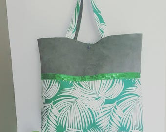 Great beach or shopping bag, exotic spirit bag