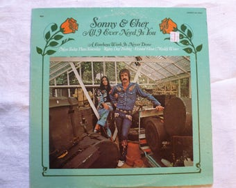 VINYL: All I Ever Need is You, Sonny & Cher