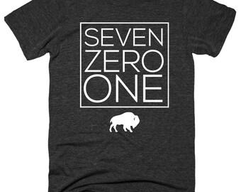 701 | Men's Tee | Fargo Shirt | Fargo Tee | Area Code Shirt | North Dakota Shirt | North Dakota Tee | ND Shirt | Home Shirt | State Shirt