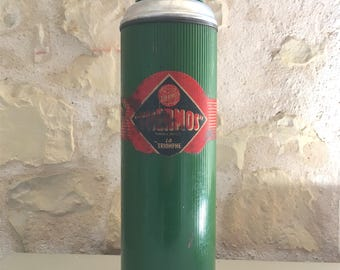Vintage thermos La Triomphe at the inexpensive thermos flask iron