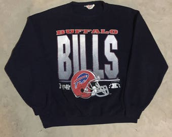 1995 NFL Buffalo Bills Pullover Sweater