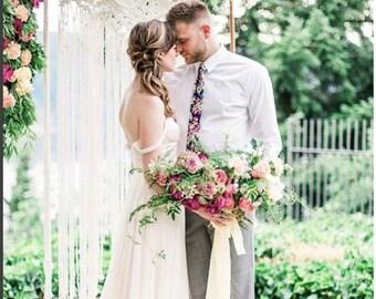Wedding Arbor Pairing