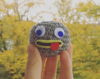 Over the Gardenwall, Greg's Stone, Gregory, stone fact, Cartoon, presentidea, amigurumi, crochet, kawaii, cute, autumn, fall, halloween