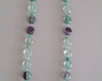 Fluorite Necklace - Gemstone of Protection