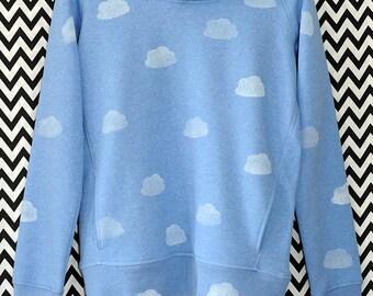 Hoody Cloud Clouds XS-XL organic Organic Fairtrade