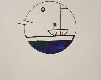 On Calm Seas