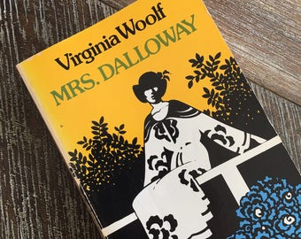 Mrs. Dalloway by Virginia Woolf (HBJ)