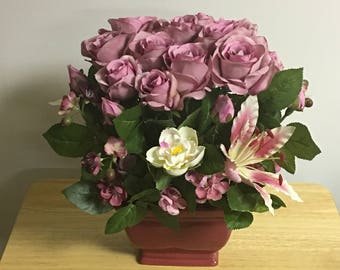 Passion Pink Roses