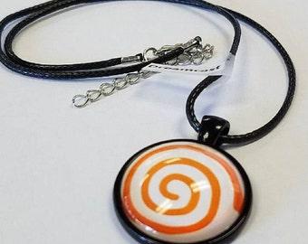 Sega Dreamcast Logo Necklace, Dreamcast Logo Necklace