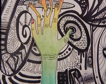Rainbow Hand(s)