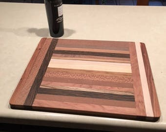 custom cutting board and cheese boards