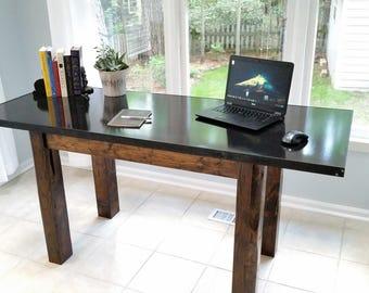 Solar Panel Desk - Local Pickup