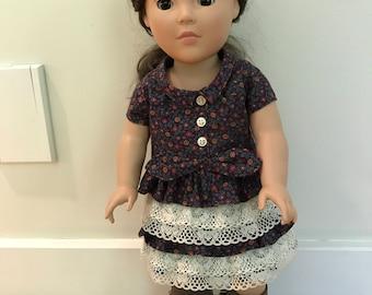 Ruffles and Lace dress