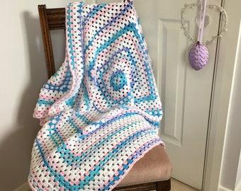 Elsa - Handmade Crochet Blanket