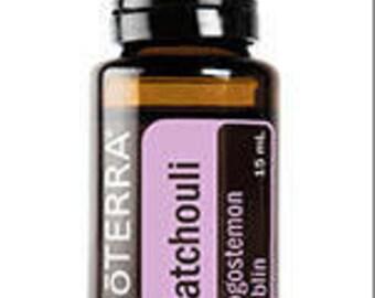Patchouli Essential doTERRA EO 15 ml Bottle