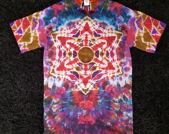 Medium Tie Dye Mandala