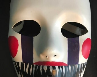 Five nights at Freddy's Marionette Mask