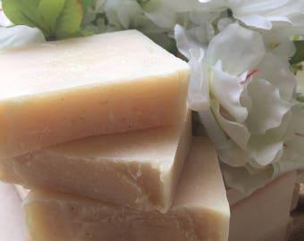Lemongrass Bergamot Cleansing Soap