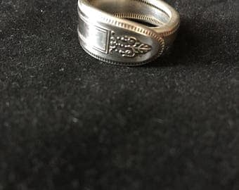 Community spoon handle ring