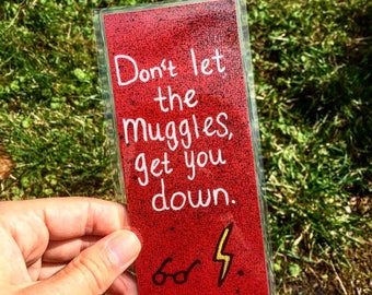 Harry Potter Bookmark 2