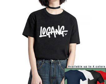 Inspired by Logang Maverick Logan paul Unisex and Women T shirt