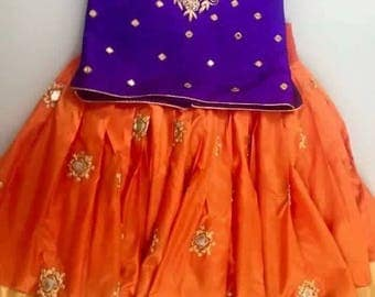 Indian Ethnic Lehenga Choli