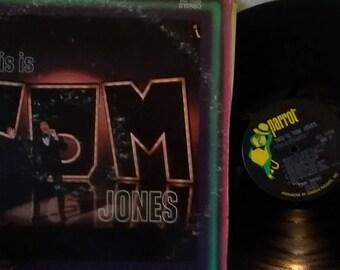 Vinyl LP This is Tom Jones PLUS free mystery record!!!