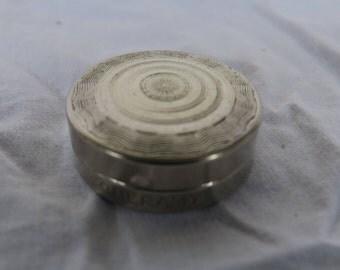 Parfumerie Chéramy ancienne boite à fard miniature_Perfumery old miniature paint box_Vecchia scatola di colori in miniatura della profumeria