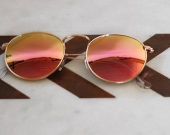 90's Round Sunglasses