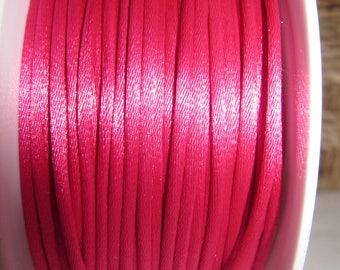 Pink rat tail 2 SATAB n 210 mm, fuchsia
