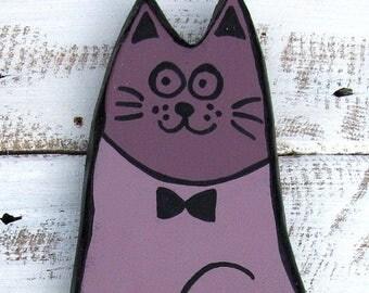 Cat Towel Holder Etsy