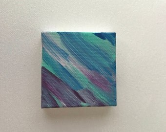 Miniature Abstract Wall Art