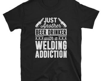 Welder Shirt Welding Tee Shirt Welder Gift Funny T-Shirt