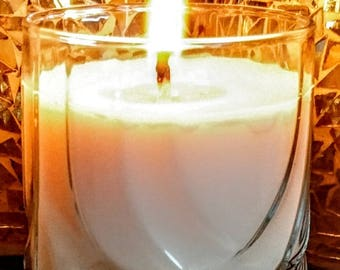 Reset Candle in Rivendell Glass