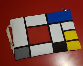 Clutch (Mondrian Style)
