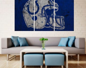 Colts home decor Etsy