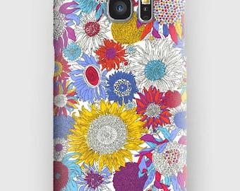 Coque pour Samsung S5, S6, S6+, S7, S7+, S8, S8+, A3, A5, J3, GP, Note 4,5, 8, Liberty Small Susanna H